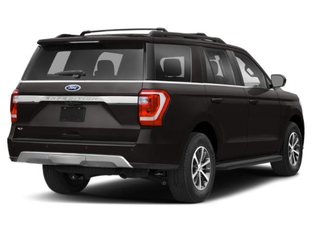 2019 Ford Expedition Pictures Expedition XL 4x4 photos side rear view