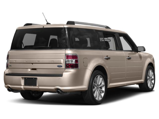 2019 Ford Flex Base Price Limited FWD Pricing side rear view