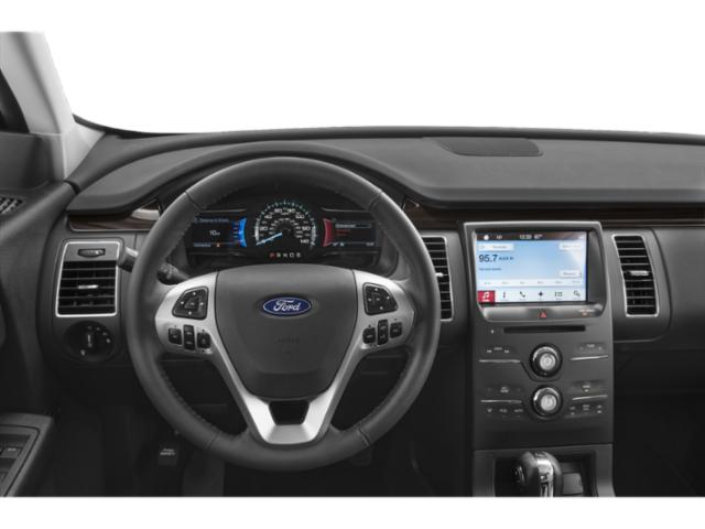 2019 Ford Flex Base Price Limited FWD Pricing driver's dashboard