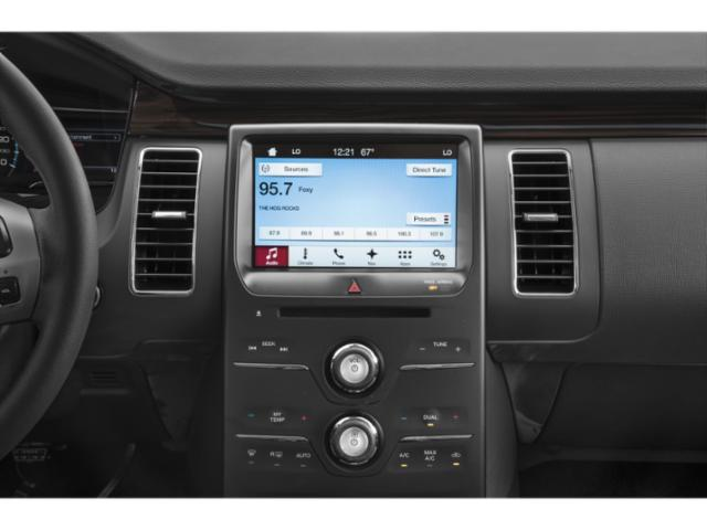 2019 Ford Flex Base Price Limited FWD Pricing stereo system