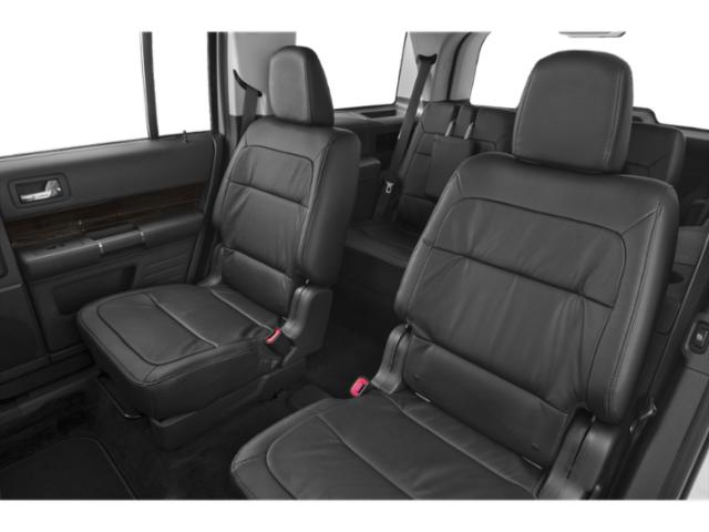 2019 Ford Flex Base Price Limited FWD Pricing backseat interior