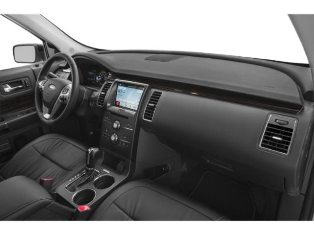 2019 Ford Flex Base Price Limited FWD Pricing passenger's dashboard