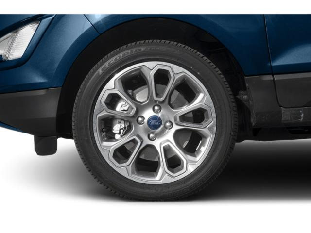 2019 Ford EcoSport Base Price S FWD Pricing wheel