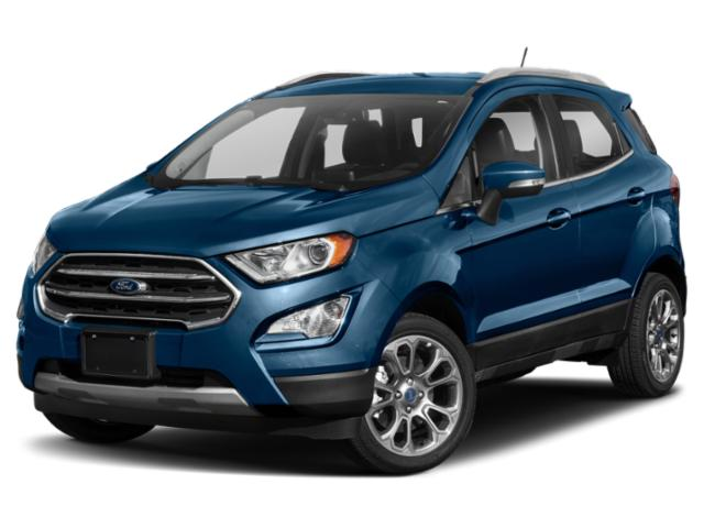 2019 Ford EcoSport Base Price S FWD Pricing side front view