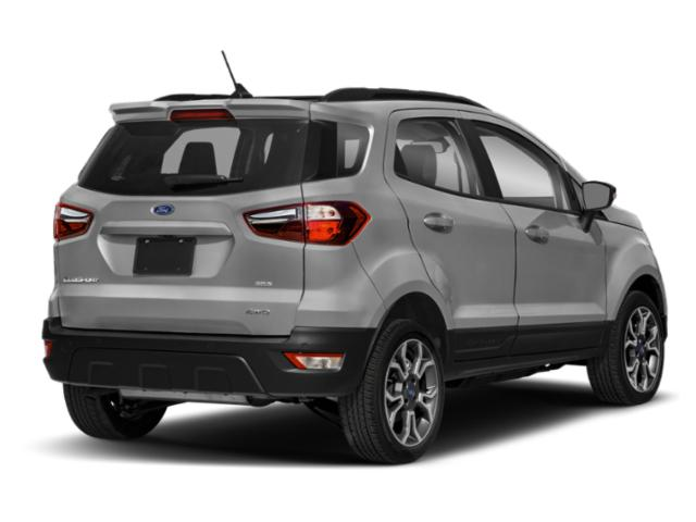 2019 Ford EcoSport Base Price S FWD Pricing side rear view