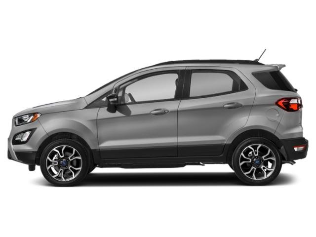 2019 Ford EcoSport Base Price S FWD Pricing side view