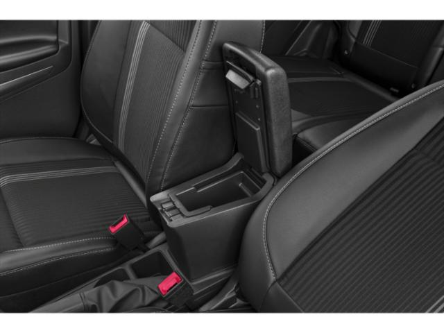 2019 Ford EcoSport Base Price S FWD Pricing center storage console