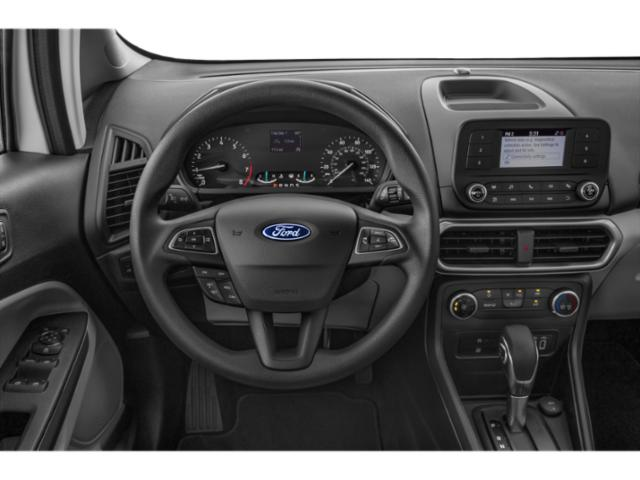 2019 Ford EcoSport Pictures EcoSport Titanium 4WD photos driver's dashboard