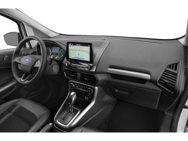 2019 Ford EcoSport Base Price S 4WD Pricing passenger's dashboard