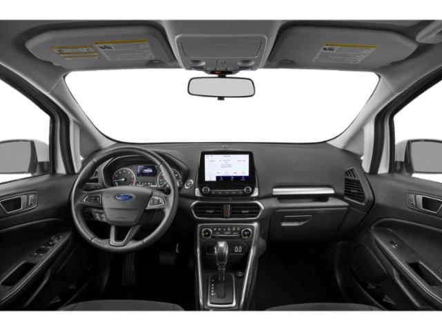 2019 Ford EcoSport Pictures EcoSport Titanium 4WD photos full dashboard
