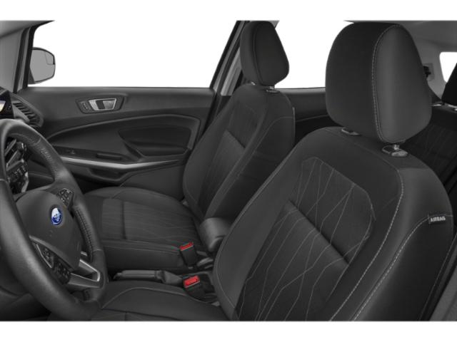2019 Ford EcoSport Base Price S 4WD Pricing front seat interior