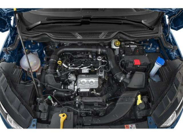 2019 Ford EcoSport Pictures EcoSport Titanium 4WD photos engine