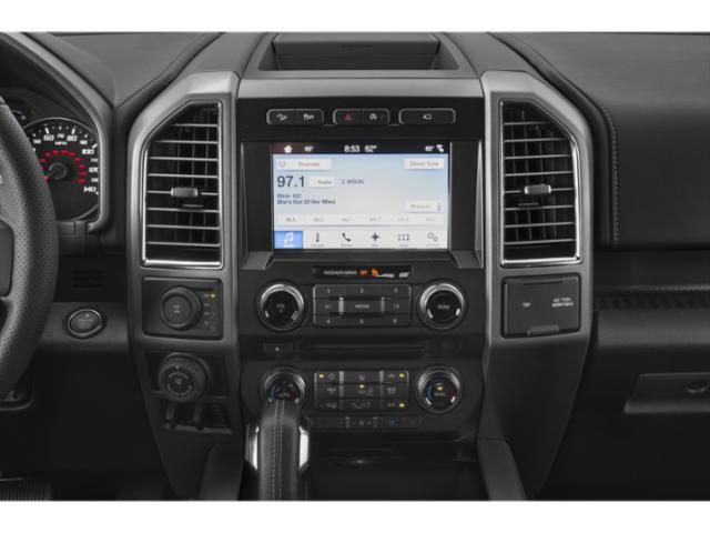 2019 Ford F-150 Base Price XL 2WD Reg Cab 6.5' Box Pricing stereo system