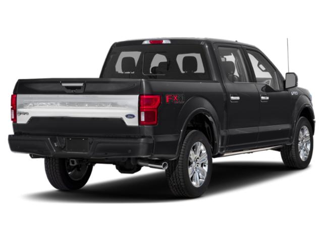 2019 Ford F-150 Base Price XL 2WD Reg Cab 6.5' Box Pricing side rear view