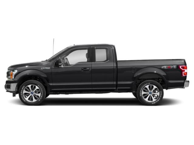 2019 Ford F-150 Base Price XL 2WD Reg Cab 6.5' Box Pricing side view