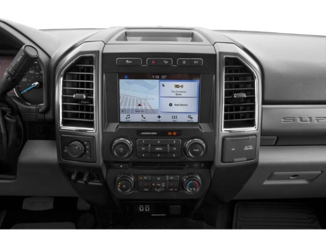 2019 Ford Super Duty F-250 SRW Pictures Super Duty F-250 SRW XL 2WD SuperCab 8' Box photos stereo system