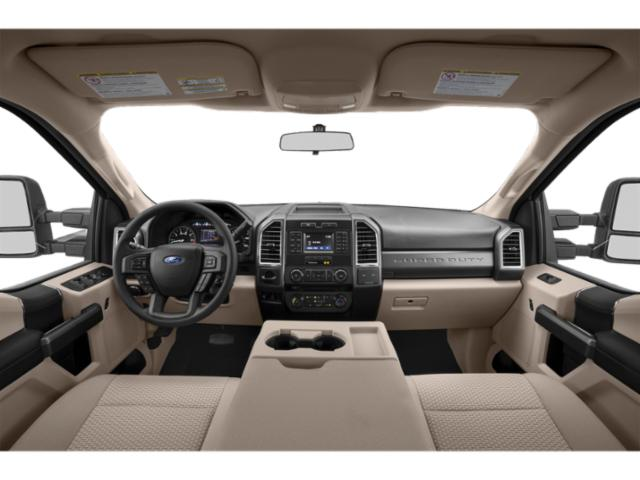 2019 Ford Super Duty F-250 SRW Pictures Super Duty F-250 SRW XL 2WD SuperCab 8' Box photos full dashboard
