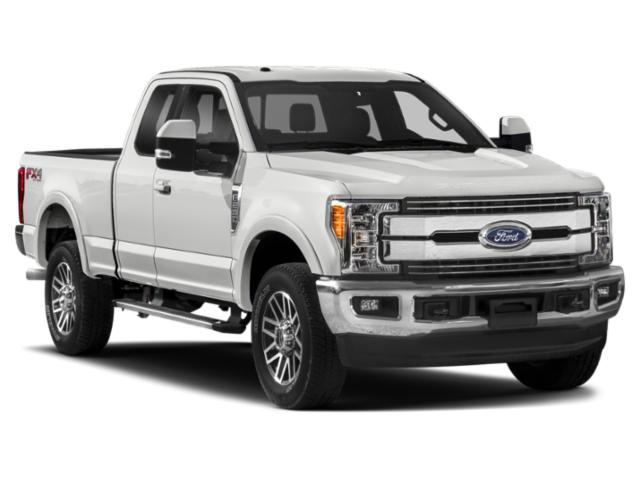 2019 Ford Super Duty F-250 SRW Pictures Super Duty F-250 SRW XL 2WD SuperCab 8' Box photos side front view