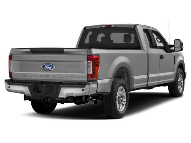 2019 Ford Super Duty F-250 SRW Pictures Super Duty F-250 SRW XL 2WD SuperCab 8' Box photos side rear view