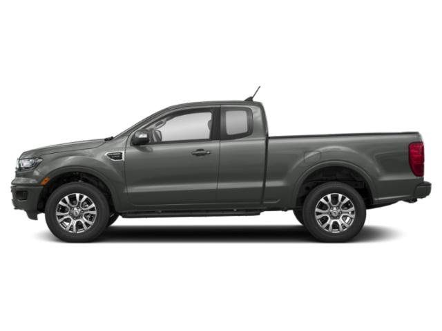 2019 Ford Ranger Pictures Ranger LARIAT 2WD SuperCrew 5' Box photos side view