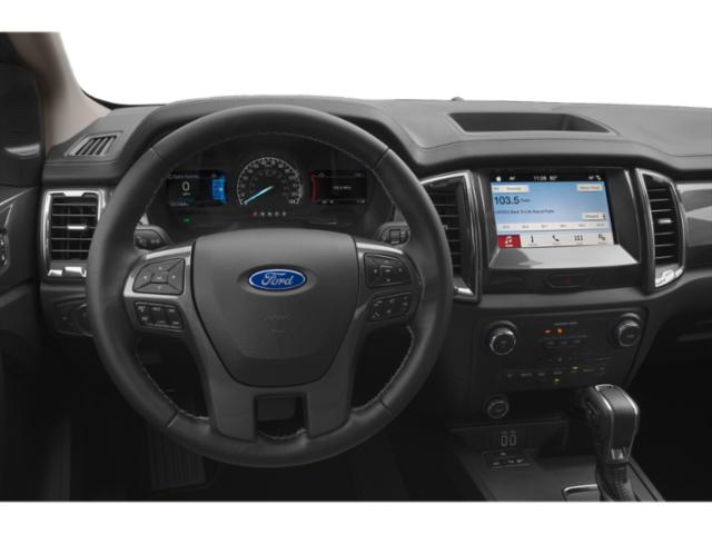 2019 Ford Ranger Base Price XLT 2WD SuperCrew 5' Box Pricing driver's dashboard