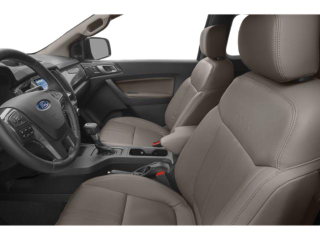 2019 Ford Ranger Base Price XLT 2WD SuperCrew 5' Box Pricing front seat interior