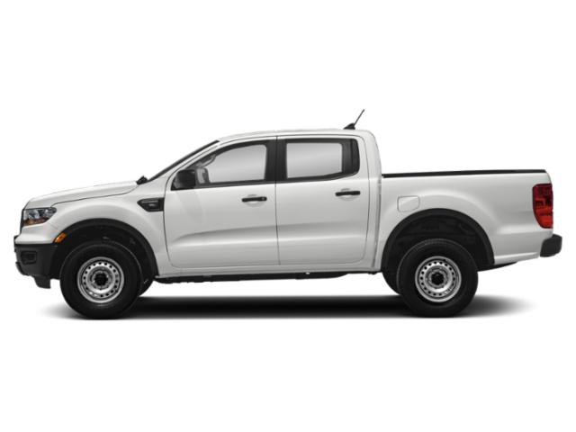 2019 Ford Ranger Base Price XLT 2WD SuperCrew 5' Box Pricing side view