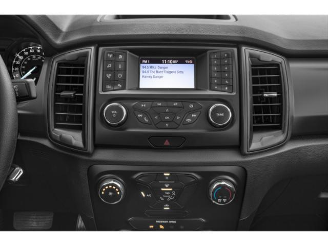 2019 Ford Ranger Base Price XLT 2WD SuperCrew 5' Box Pricing stereo system