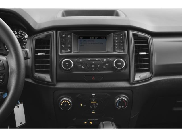 2019 Ford Ranger Pictures Ranger LARIAT 2WD SuperCrew 5' Box photos stereo system