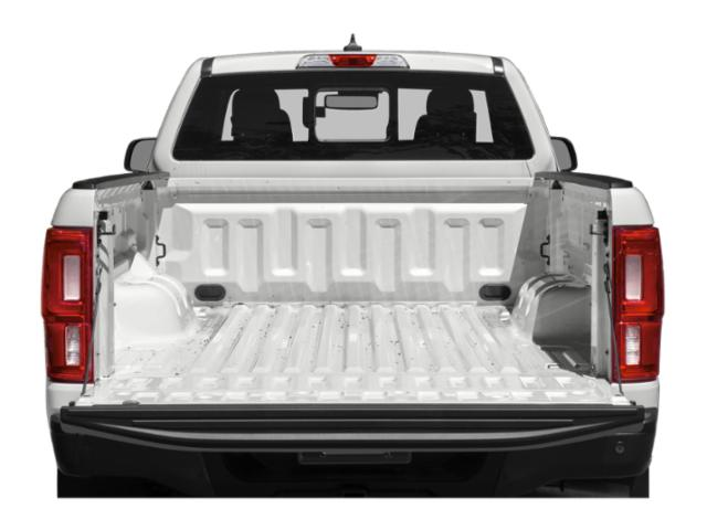 2019 Ford Ranger Base Price XLT 2WD SuperCrew 5' Box Pricing open trunk