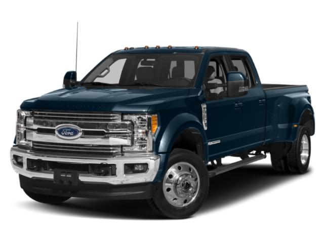 2019 Ford Super Duty F-450 DRW Pictures Super Duty F-450 DRW LARIAT 2WD Crew Cab 8' Box photos side front view