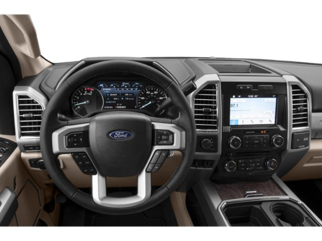 2019 Ford Super Duty F-450 DRW Pictures Super Duty F-450 DRW LARIAT 2WD Crew Cab 8' Box photos driver's dashboard