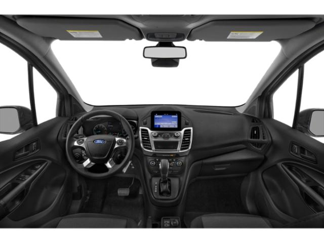2019 Ford Transit Connect Wagon Pictures Transit Connect Wagon XLT LWB w/Rear Liftgate photos full dashboard