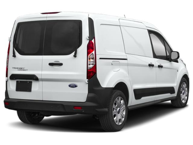 2019 Ford Transit Connect Wagon Pictures Transit Connect Wagon XLT LWB w/Rear Liftgate photos side rear view