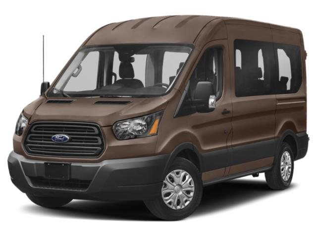 2019 Ford Transit Passenger Wagon Base Price T-150 130 Low Roof XL Swing-Out RH Dr Pricing side front view