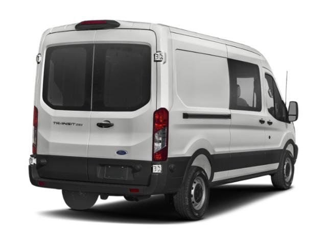 2019 Ford Transit Van Pictures Transit Van T-250 148 Hi Rf 9000 GVWR Dual Dr photos side rear view