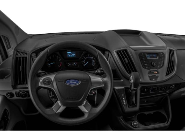 2019 Ford Transit Van Base Price T-250 130 Low Rf 9000 GVWR Swing-Out RH Dr Pricing driver's dashboard