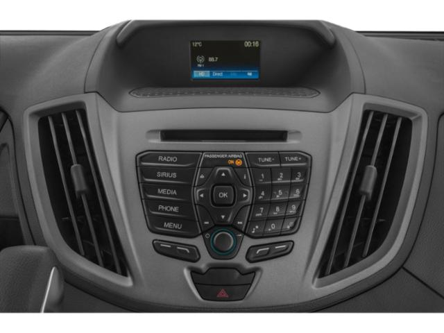 2019 Ford Transit Van Base Price T-250 130 Low Rf 9000 GVWR Swing-Out RH Dr Pricing stereo system