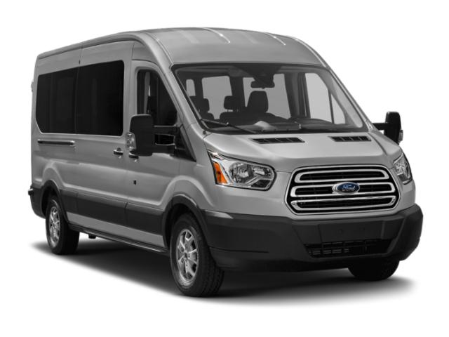 2019 Ford Transit Passenger Wagon Base Price T-350 148 High Roof XL Sliding RH Dr Pricing side front view