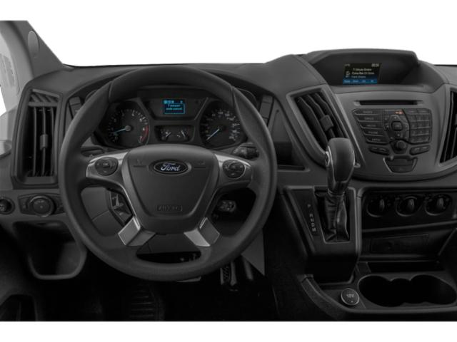 2019 Ford Transit Passenger Wagon Base Price T-350 148 High Roof XL Sliding RH Dr Pricing driver's dashboard