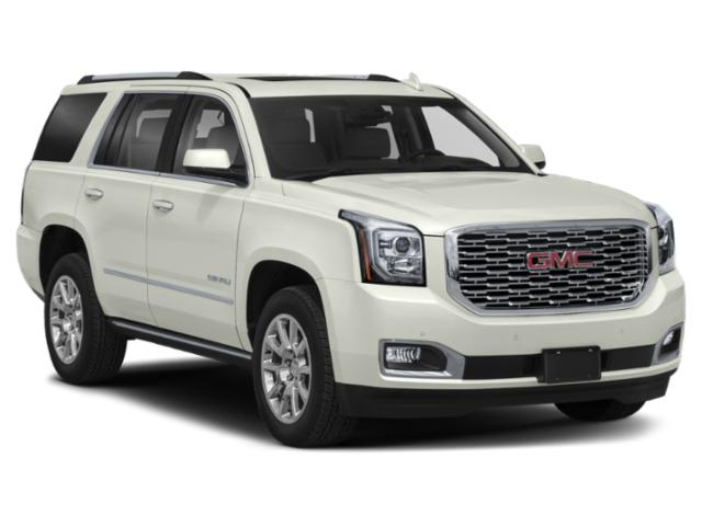 2019 GMC Yukon Pictures Yukon 2WD 4dr SLT photos side front view
