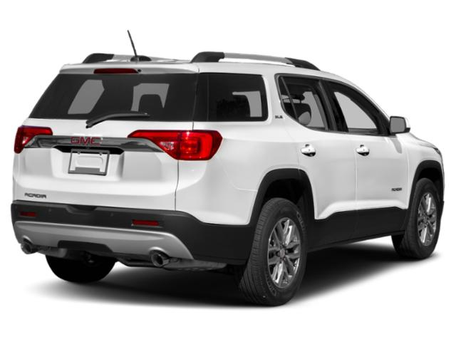 2019 GMC Acadia Base Price AWD 4dr SLE w/SLE-1 Pricing side rear view