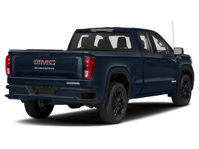 2019 GMC Sierra 1500 Base Price 4WD Double Cab 147 Elevation Pricing side rear view