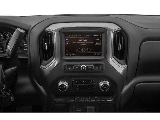 2019 GMC Sierra 1500 Base Price 4WD Double Cab 147 Elevation Pricing stereo system