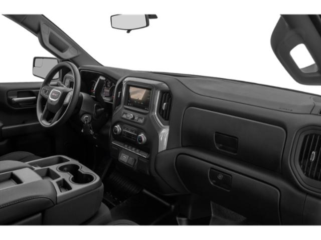 2019 GMC Sierra 1500 Base Price 4WD Double Cab 147 Elevation Pricing passenger's dashboard