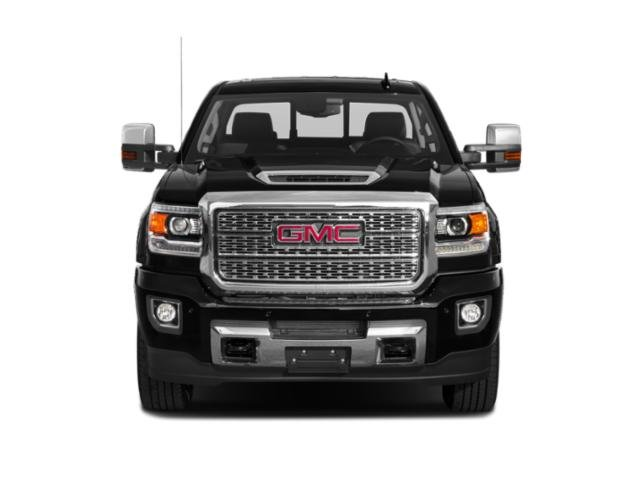 2019 GMC Sierra 2500HD Pictures Sierra 2500HD 4WD Crew Cab 167.7 SLE photos front view
