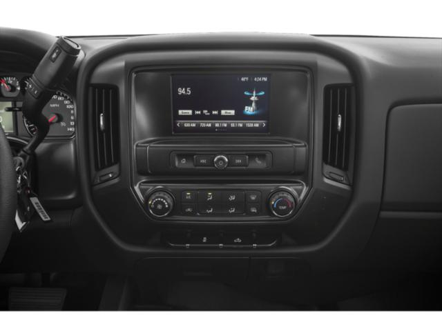 2019 GMC Sierra 2500HD Pictures Sierra 2500HD 4WD Crew Cab 167.7 SLE photos stereo system