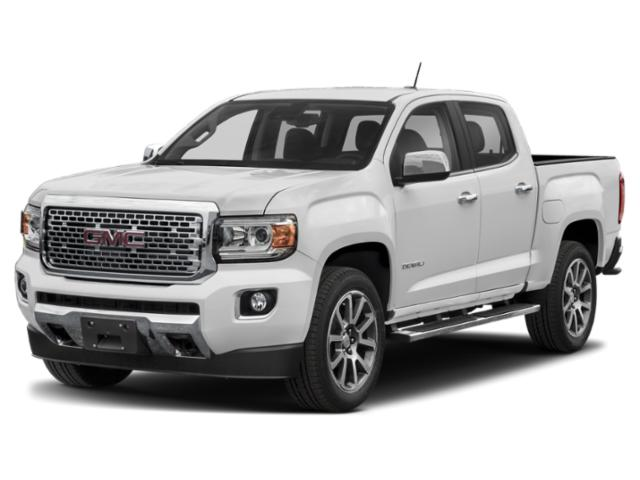 2019 GMC Canyon Base Price 2WD Ext Cab 128.3 SL Pricing side front view
