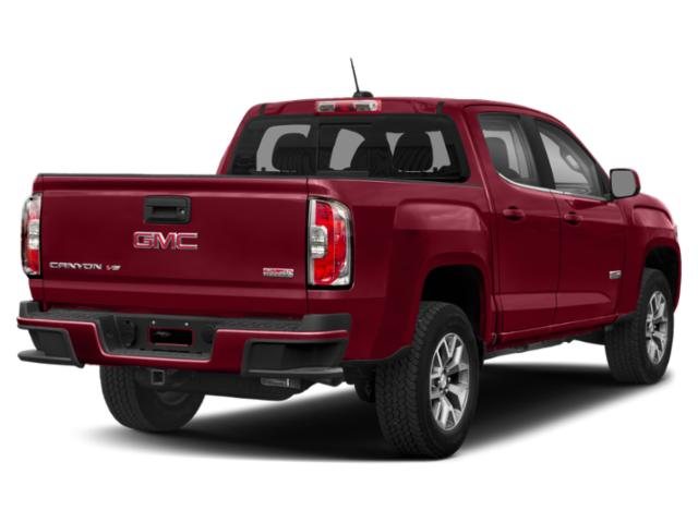 2019 GMC Canyon Base Price 2WD Ext Cab 128.3 SL Pricing side rear view