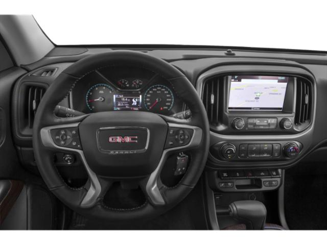 2019 GMC Canyon Base Price 2WD Ext Cab 128.3 SL Pricing driver's dashboard